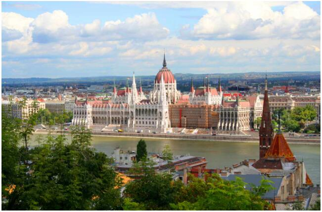 ATTRACTIONS OF BUDAPEST