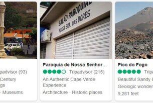 Cape Verde Sights