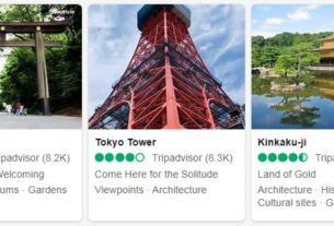 Japan Attractions 2