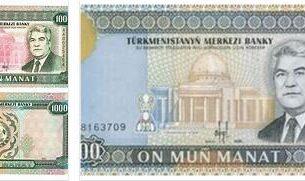 Turkmenistan currency