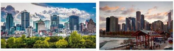 North American City