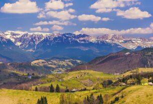 Carpathian hiking trip, Romania